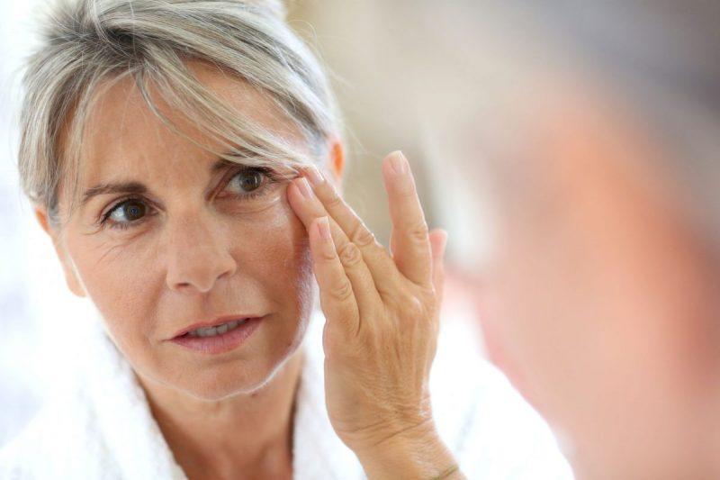 gezichtsbehandeling tegen rimpels