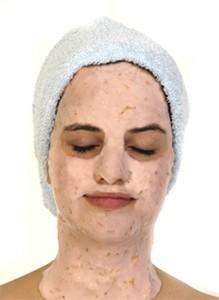 mascarilla gezichtsbehandeling LaSarel