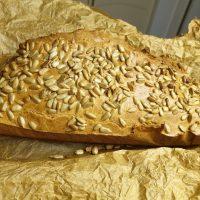 Koolhydraatarm pindakaas brood